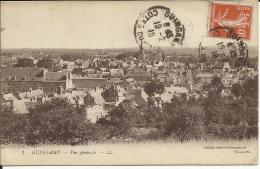 GUIGAMP - VUE GENERALE -LL, Nº1 Edition Reservee  Dieudonné Selecta - Guingamp