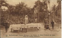 MWILAMBONGO ECOLE MENAGERE DES SOEURS DE SAINT FRANÇOIS DE SALES, BRAVO AUX ADROITES REPASSEUSES - Congo Belga - Otros