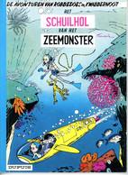 Robbedoes En Kwabbernoot - Het Schuilhol Van Het Zeemonster (1993) - Robbedoes En Kwabbernoot