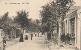 CHATELAILLON - Rue Carnot - Châtelaillon-Plage