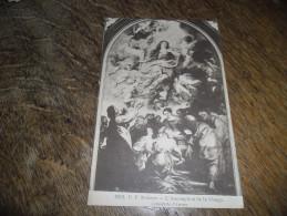 CPA De L'Assomption De La Vierge - P.P Rubens - Cathédrale D'Anvers - N°2219 - Vergine Maria E Madonne