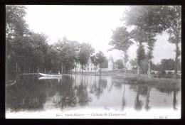 91 Essonne Saint Hilaire 1 Château De Champrond L Des G Précurseur - Saint Sulpice De Favieres