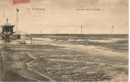 CPA-1907-14-CABOURG-LA MER Avant L ORAGE-TBE - Cabourg