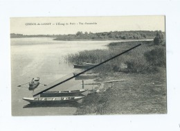 CPA -  Cerdon Du Loiret  - L'étang Du Puits  - Vue D'ensemble - France