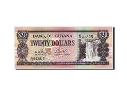 Guyana, 20 Dollars, Non Daté (1996), KM:30b, NEUF - Guyana