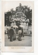 75 - PARIS . STATUE DE STRASBOURG - Réf. N°15389 - - Statues