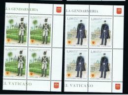 2016 - VATICANO -S13B - SET OF 8 STAMPS ** - Unused Stamps