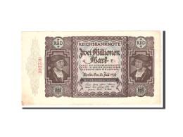 Allemagne, 2 Millionen Mark, 1923, KM:89a, 1923-07-23, TTB - [ 3] 1918-1933 : Repubblica  Di Weimar