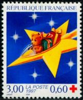 FR1474 France 1997 Cartoon Bear 1v MNH - France