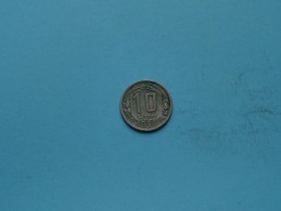1939 - 10 Kon - Y# 109 ( Uncleaned Coin / For Grade, Please See Photo ) !! - Russie