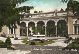 T-S.ANDREA BAGNI(PARMA)-LE TERME-PARCO-MESCITA - Parma