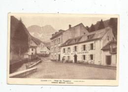 Cp , Hôtels & Restaurants , HOTEL DES VOYAGEURS , Vergez - Bellou , 65 , GAVARNIE - Hotels & Restaurants