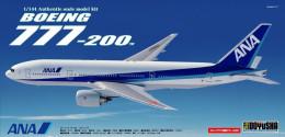 Boeing 777-200 ANA  ( 1/144  Doyusha ) - Airplanes