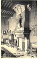 [DC2849] CPA - BELGIO - MUSEUM PLANTIN MORETUS - SALLE DES PORTRAITS DESSINS - Non Viaggiata - Old Postcard - Antwerpen