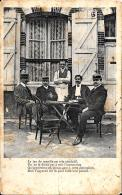 [DC2853] CPA - LE JEU DE MANILLE EST TRES RECREATIF - Non Viaggiata - Old Postcard - Cartoline