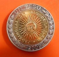 Argentina 1 Peso 2009 - Argentine