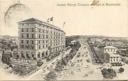 AM.V.R.16-068  :  GRANDE ALBERGO TETTUCCIO BAGNI DI MONTECATINI - Italie