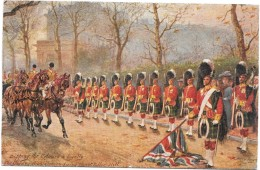 MILITARY IN LONDON - Storia