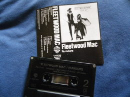 FLEETWOOD MAC K7 AUDIO VOIR PHOTO...ET REGARDEZ LES AUTRES (PLUSIEURS) - Cassettes Audio