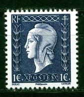 FRANCE N° 4986 MARIANNE DE DULAC DU BLOC DE LA LIBERATION SALON 2015 NEUF ** - Nuovi