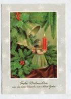 CHRISTMAS - AK 271391 Frohe Weihnachten Und Die Besten Wünsche Zum Neuen Jahr - Christmas