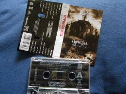 CYPRESS HILL K7 AUDIO VOIR PHOTO...ET REGARDEZ LES AUTRES (PLUSIEURS) - Audio Tapes