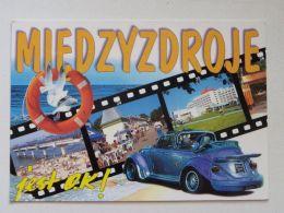 Miedzyzdroje Poland / Volkswagen Beetle - Polonia