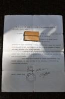 FOGLIOCOMITATO LIBERAZIONE NAZIONALE BARNI, (COMO) 1945 - Documenti