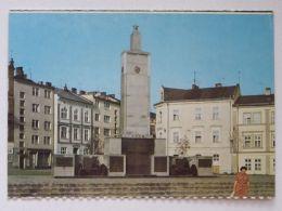 Przemysl Poland Soviet Army Monument - Oorlogsmonumenten