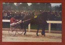 1 Cpa Postillon Calendrier Des Courses - Avril 1967 A Faure - Calendriers
