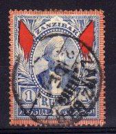 Zanzibar 1896 Michel 35 Used. - Zanzibar (...-1963)