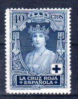 1926, Croix Rouge, YT  295, Neuf *, Lot 45433 - 1889-1931 Kingdom: Alphonse XIII