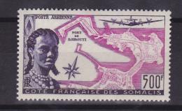 COTE DES SOMALIS  TIMBRE NEUF  MNH** - Ongebruikt