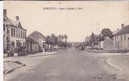 Cpa-45-dordives-route D'antibes A Paris-edi Leloup - Dordives