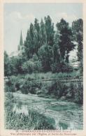 Cpa-45-corbeilles En Gatinais--vue Pittoresque ,eglise Et Bords Du Maurepas - Sonstige Gemeinden