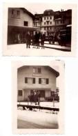 Grindelwald (Berne) /1956 LA GARE De Grindelwald - Vieux Papiers