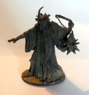 Figurine En Plomb Le Roi Sorcier D'Angmar Série - Seigneur Des Anneaux - Eaglemoss 2003 - Le Seigneur Des Anneaux