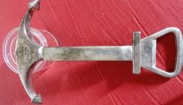 Tire-Bouchon - Métal En Forme D'ancre - Apri-bottiglie/levacapsule