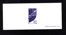 GRAVURE 2002  N°3460 SALT LAKE CITY - Documents De La Poste