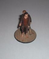Figurine En Plomb Frodon Et Sam Série - Seigneur Des Anneaux - Eaglemoss 2003 - Le Seigneur Des Anneaux