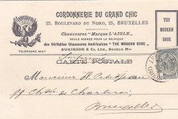 Profondeville Sur Meuse (Cordonnerie Du Grand Chic, Précurseur) - Profondeville
