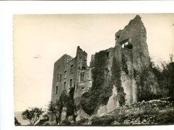 Cp - LACOSTE (84) - Ruines Du Chateau Du Marquis De Sade - France