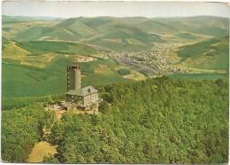 R71 Aussichtsturm Hohe Bracht - Hochsauerland / Non Viaggiata - Germania