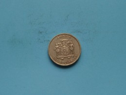 1991 - One $ / KM 145 ( For Grade, Please See Photo ) ! - Jamaica