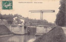 43. CHATILLON COLIGNY.  ECLUSE DU GAZON  CPAA - Chatillon Coligny