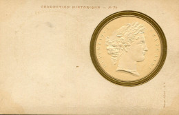 NAPOLEON(CARTE GAUFREE) - Histoire