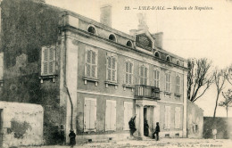 NAPOLEON(ILE D AIX) - Histoire
