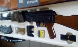 REPLIQUE AK47 AEG CUSTOM MAISON ASG - Militari