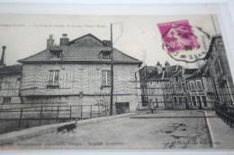 CPA Département Aube 10 Commune D´ESSOYES Pont Et Entrée De La Rue Victor-Hugo - Essoyes