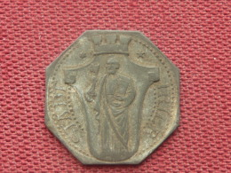 TRIER Jeton De Nécessité 50 Pfennig - Monetari/ Di Necessità